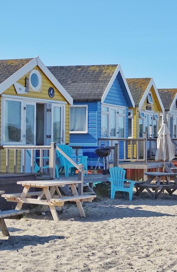 Bournemouth Elstead Hotel Beach