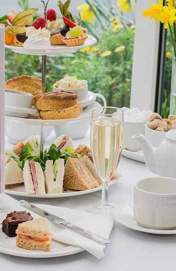 Elstead Hotel Afternoon Tea Bournemouth