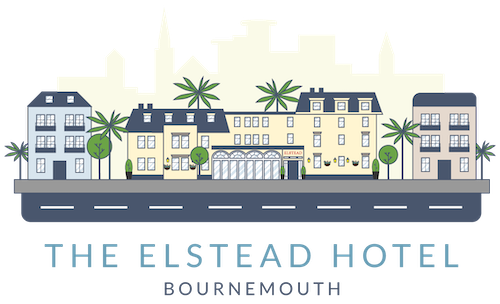Elstead Hotel Drawing