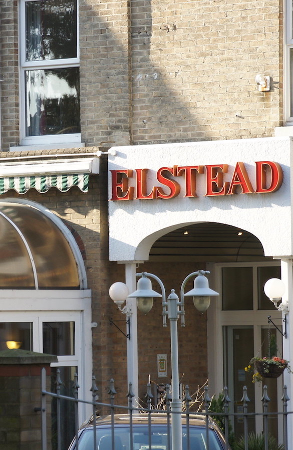 The Elstead Entrance