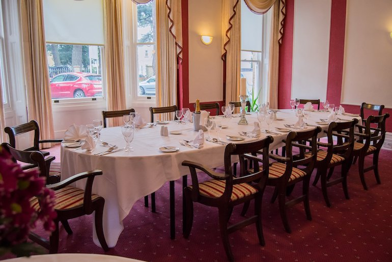 Elstead Private Dining
